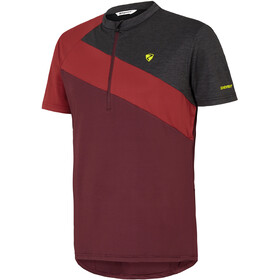 Ziener Nelih Jersey Men redwood